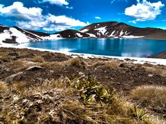 Tongariro Alpine Crossing by <b>Gyula Simonyi</b> ( a Panoramio image )