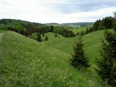 Ravines near Fltten by <b>Snemann</b> ( a Panoramio image )
