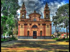 Basilica do Sr. B. Jesus - Tremembe - SP - BRASIL. by <b>AntonioVidalphotography</b> ( a Panoramio image )