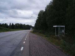 Road 182 southeast of Annelund 2008 by <b>Biketommy</b> ( a Panoramio image )