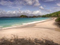 Trunk Bay, St John by <b>Michael Braxenthaler</b> ( a Panoramio image )