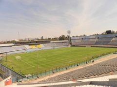 Estadio Centenario - Palco da 1? Copa do Mundo by <b>Adail Pedroso Rosa</b> ( a Panoramio image )