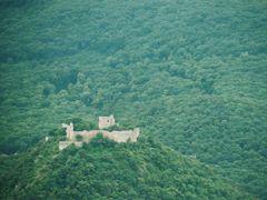 Hainburg, Burg by <b>Jiri Karasek</b> ( a Panoramio image )