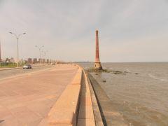Farol no Rio de La Plata by <b>Adail Pedroso Rosa</b> ( a Panoramio image )
