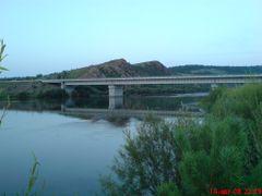 Мост через р.Чикой в Кяхтинском районе, РБ by <b>САНЬКА</b> ( a Panoramio image )