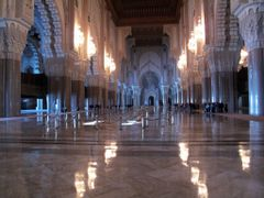 Hassan II Mosque by <b>Martin (WPF)</b> ( a Panoramio image )
