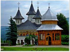 Manastirea Sihastria by <b>gabiavram</b> ( a Panoramio image )
