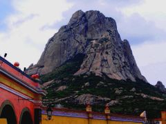 "El tercer monolito mas grande del mundo** ""The third largest mon by <b>CARMEN ALCALDE</b> ( a Panoramio image )"