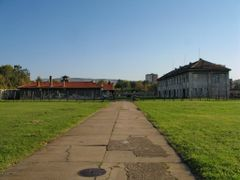 Crveni Krst concentration camp by <b>Dragan Antic</b> ( a Panoramio image )