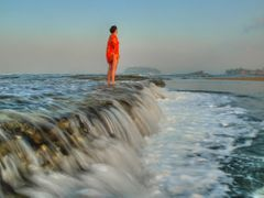 the big wave by <b>beyer99</b> ( a Panoramio image )