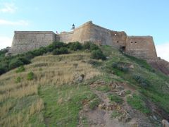 fort tabarka by <b>eltunisiano</b> ( a Panoramio image )