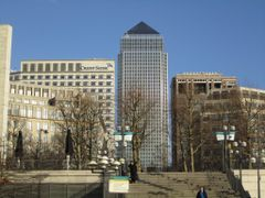 London. Canary Wharf. by <b>senmax</b> ( a Panoramio image )