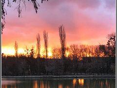 Залез,,Sunset,,, by <b>mfilev</b> ( a Panoramio image )