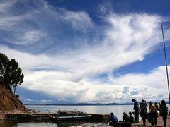 Jezero Titicaca (Lake), Bolivia by <b>MAPP HUDRANS</b> ( a Panoramio image )