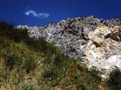 Kyrgyzstan, Alash /Кыргызстан, Урочище Алаш, Снимок 1984 года by <b>Vladimir Kharitonov</b> ( a Panoramio image )