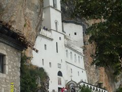 Ostrog crkva by <b>bobcha</b> ( a Panoramio image )