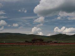 Amarbayasgalant monastery by <b>dibidooly</b> ( a Panoramio image )