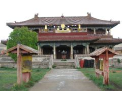 Amarbayasgalant Monastery by <b>Mongolia Expeditions & Tours</b> ( a Panoramio image )