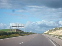 Autoroute vers Settat by <b>Mhamed Zarkouane</b> ( a Panoramio image )