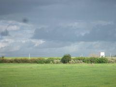 """Paysage au long de l""""autoroute Settat by <b>Mhamed Zarkouane</b> ( a Panoramio image )"""
