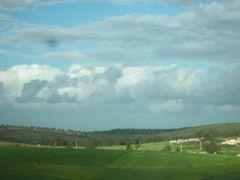 Paysage autoroute Settat by <b>Mhamed Zarkouane</b> ( a Panoramio image )