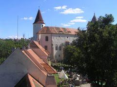 Krivoklat castle by <b>wallaby</b> ( a Panoramio image )
