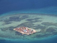 Islan de Ubay  Airview by <b>Roland Schlude</b> ( a Panoramio image )