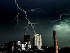 - Lightning Thief! -  I hope Zeus, do not come after me! by <b>Sergio Delmonico</b> ( a Panoramio image )