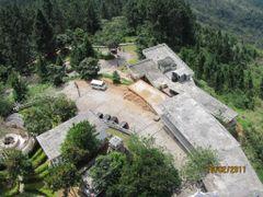 """A view from the top of the """"Ambuluwawa"""" Tower - Gampola, Sri lan by <b>Chandana Gunatilake</b> ( a Panoramio image )"""