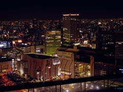 Surrounding of Osaka Station. III (JR Osaka Station,Yodobashi ca by <b>miyo0117</b> ( a Panoramio image )