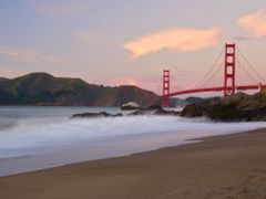 Baker Beach ~ San Francisco by <b>~ Denise Cottin ~</b> ( a Panoramio image )