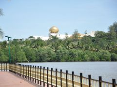 View to Istana Sultan Palace, Brunei by <b>Willi Frerich</b> ( a Panoramio image )