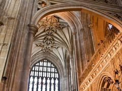 Inside Canterbury Cathedral (1) by <b>Jack Tol</b> ( a Panoramio image )