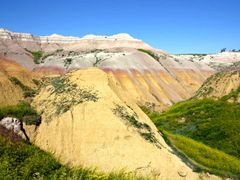 Badlands National Park by <b>ea1494</b> ( a Panoramio image )