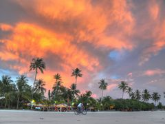 Langkawi Cenang Beach ( Feb First Prize, 2011) by <b>dywin</b> ( a Panoramio image )
