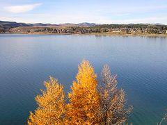 lake tekapo by <b>MinShen</b> ( a Panoramio image )
