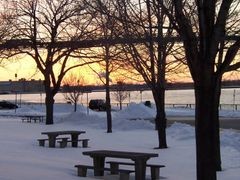 Riverfront - Windsor, ON, Canada by <b>Irene Kravchuk</b> ( a Panoramio image )