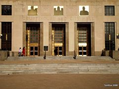 City Hall, Nashville, Tennessee by <b>Tomros</b> ( a Panoramio image )