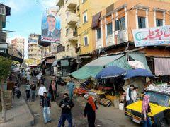 """Egypte, rue typique dans la ville d""""Alexandrie by <b>Roger-11</b> ( a Panoramio image )"""