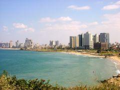 Tel Aviv from Jaffa by <b>zoran.v.</b> ( a Panoramio image )
