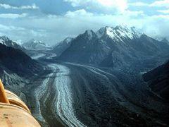 ледник Федченко by <b>Sergey Bulanov</b> ( a Panoramio image )
