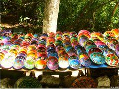 Chitchen Itza - cores e mais cores - Mexico .?®?l??? by <b>jlcabaco (TravelJLC.)</b> ( a Panoramio image )