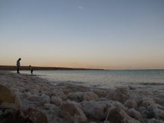 Moments of grace before sunset (Dead Sea Israel) by <b>Albena_Belo(el_al)</b> ( a Panoramio image )