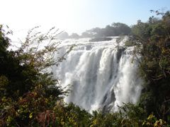 Victoria Falls by <b>Oompie</b> ( a Panoramio image )