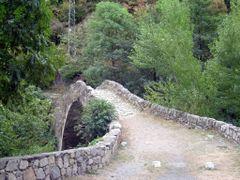ANDORRA Puente de La Margineda sobre el rio Valira, Sant Julia d by <b>Talavan</b> ( a Panoramio image )