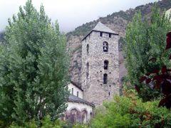 ANDORRA Iglesia de San Esteban, Andorra la Vella by <b>Talavan</b> ( a Panoramio image )
