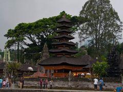 Bali — Pura Ulun Danu Bratan ¦ by pilago by <b>pilago</b> ( a Panoramio image )