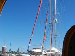 """Punta del Este - """"Veleiro Atrevida"""" by <b>Criss Cristina</b> ( a Panoramio image )"""