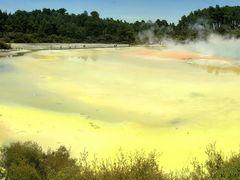 "#70 Wai-O-Tapu volcanic wonderland - Artist""s Palette by <b>Tomas K?h?ut</b> ( a Panoramio image )"