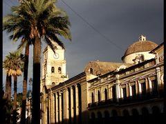 Plaza by <b>matias Fogliacco</b> ( a Panoramio image )